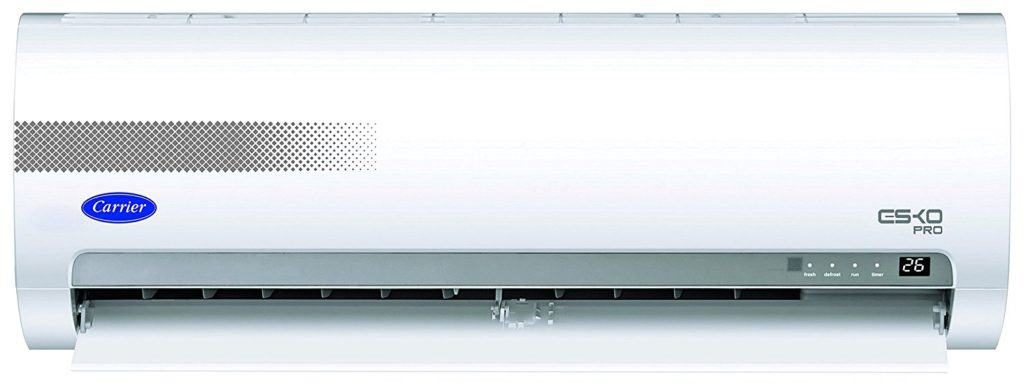 Carrier Esko Pro CAS18EO3N8F0- No.3 Best Split Ac in India