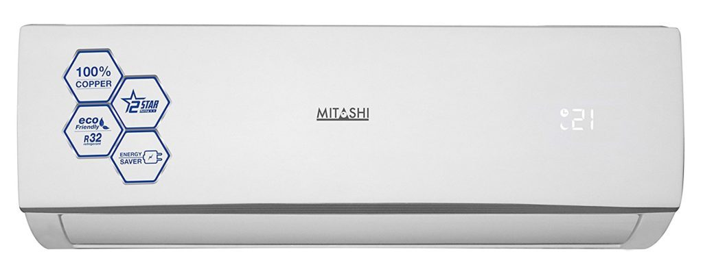 Mitashi FSA218K50 - No. 4 Best Split AC in India