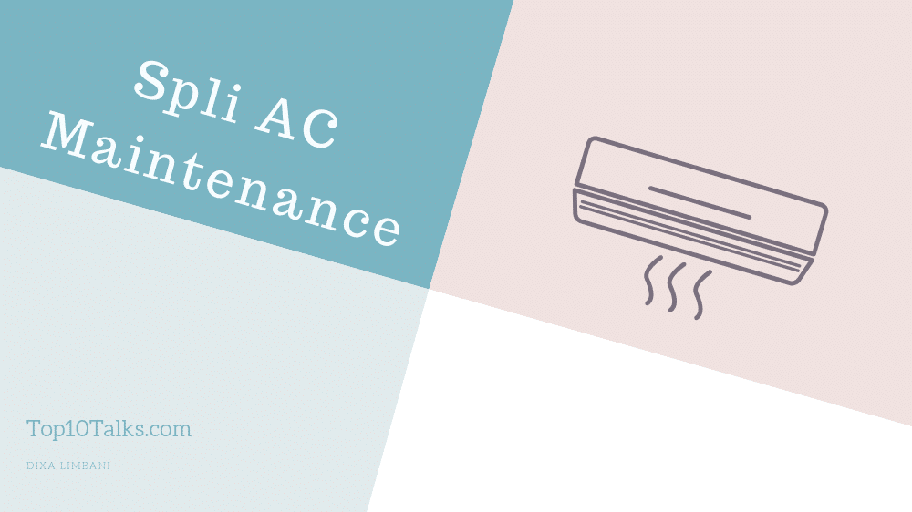 Split AC Maintenance & Troubleshooting