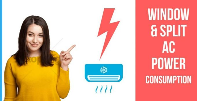 AC Power Consumption