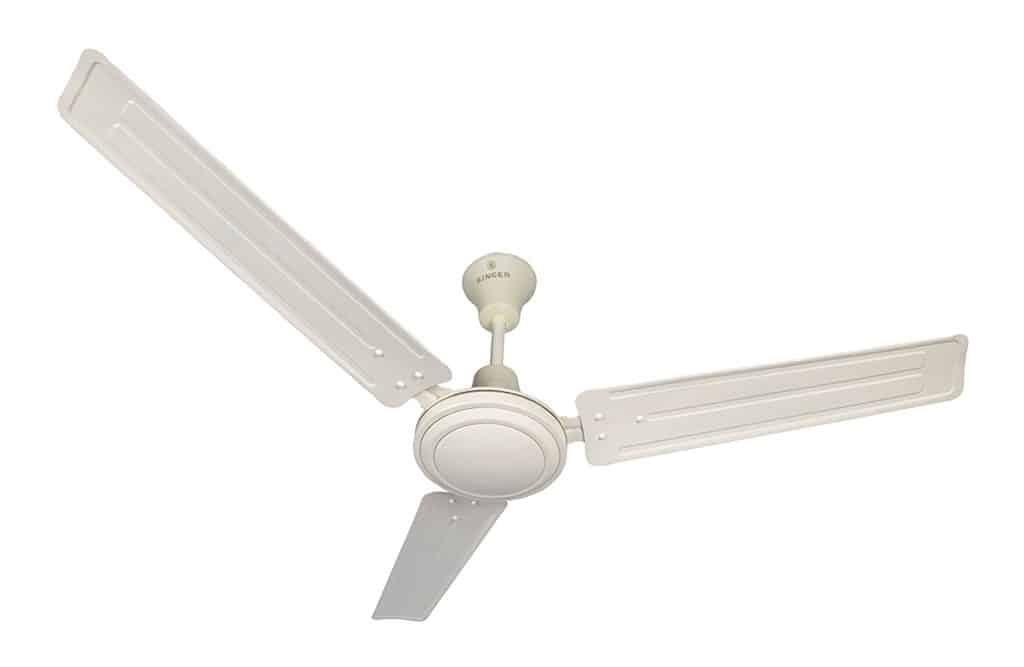 Singer Aerostar Solo- No 5 Best Ceiling Fans