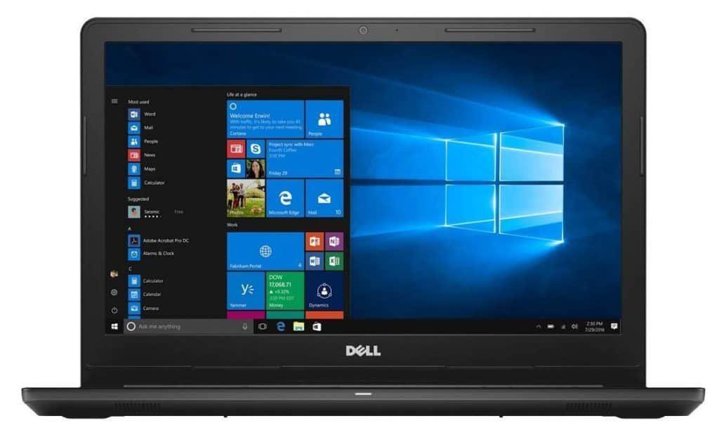 Dell Inspiron 3576 - Best laptop under 40000
