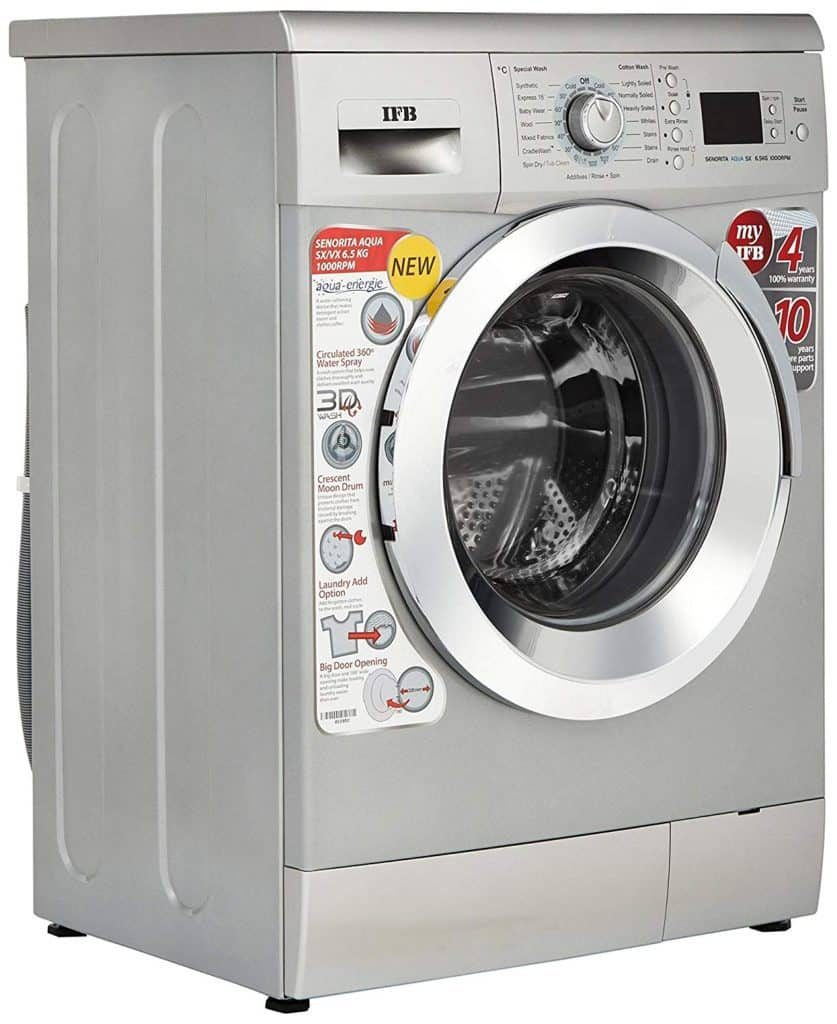 IFB Senorita Aqua SX Best Front Loading Washing Machine
