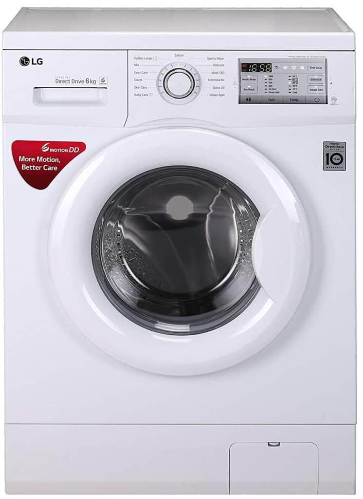 LGFH0FANDNL02: BestFront Loading Washing Machine