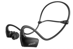 Anker NB10 Bluetooth 4.1 Sport Earbuds No 3 Best Bluetooth Earbuds