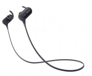 Sony Extra Bass MDR-XB50BS No 5 Best Wireless Earbuds 2019