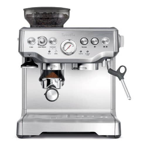 Breville BES870XL Barista Express Best Espresso Machine 2019