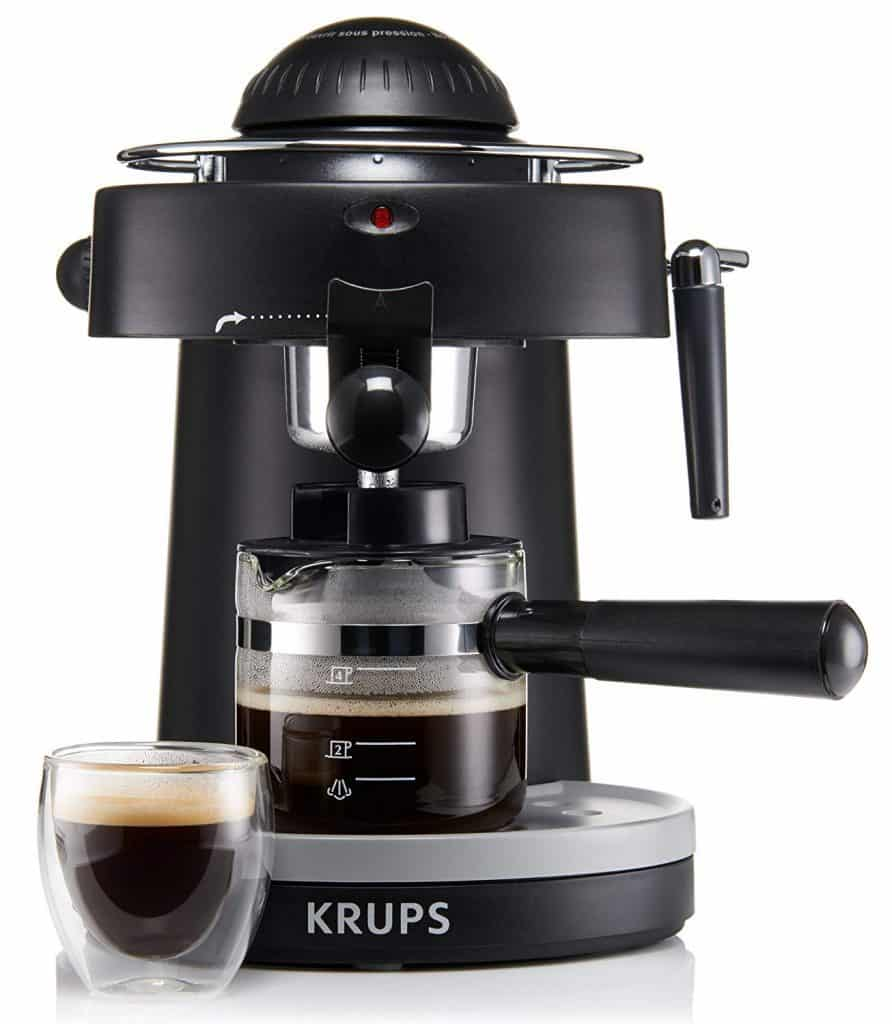 KRUPS XP1000 Best Steam Espresso Machine