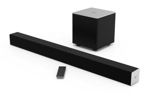 VIZIO SB3821-C6 38 Inches Sound Bar with Wireless Subwoofer