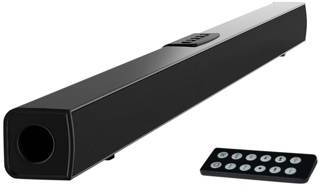 Meidong Bluetooth Sound Bar for Tablets & PC