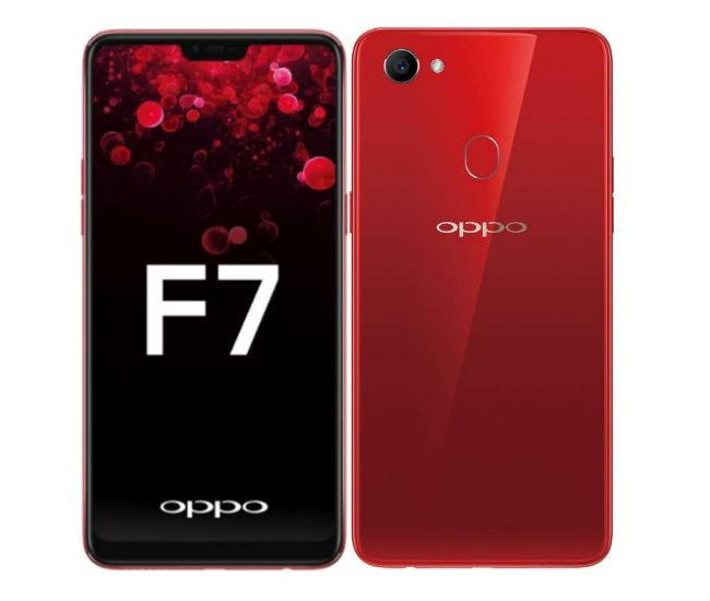 Best Android Phone Under 30000 Oppo F7