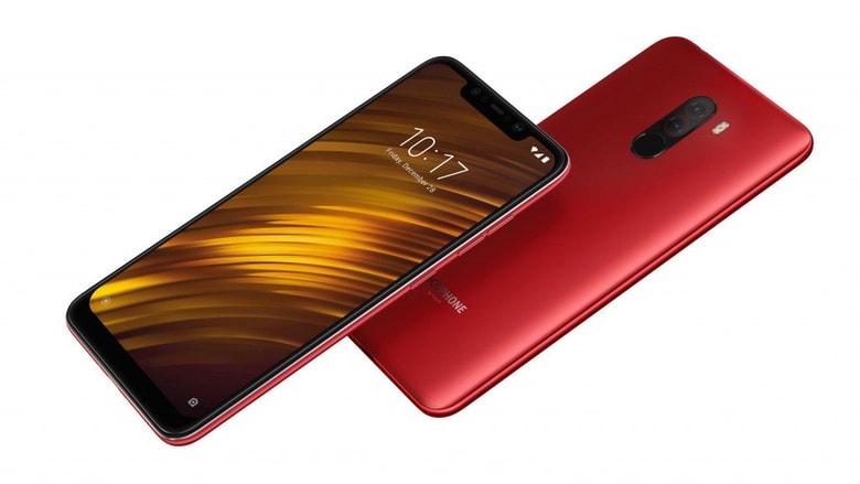 Best Smartphone Under 30000-Xiomi Poco F1