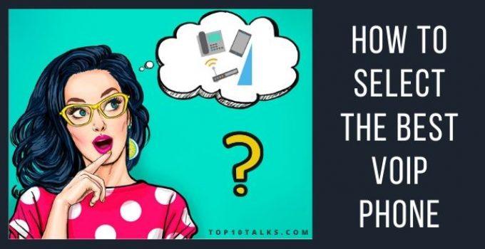 VOIP Selecting Factors